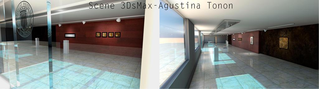 Scene 3DsMax