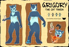 Grigory - Character sheet