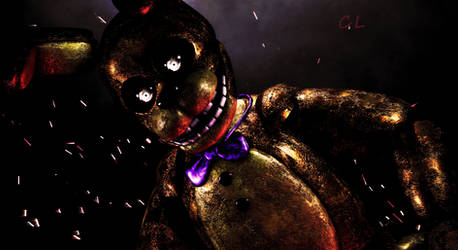 Springbonnie Stylized [c4d] by Cronglops