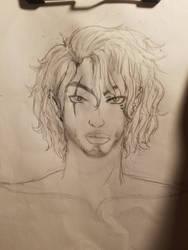 Rokuro...I enjoy his face by akidoobly