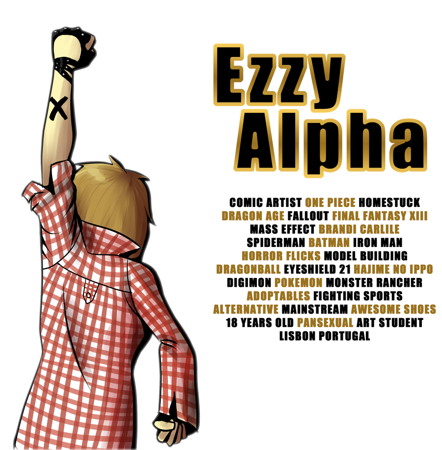 EzzyAlpha's Profile Picture