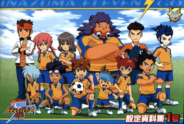 Inazuma eleven go team by thebellealexandra on deviantart - Disney xd inazuma eleven ...