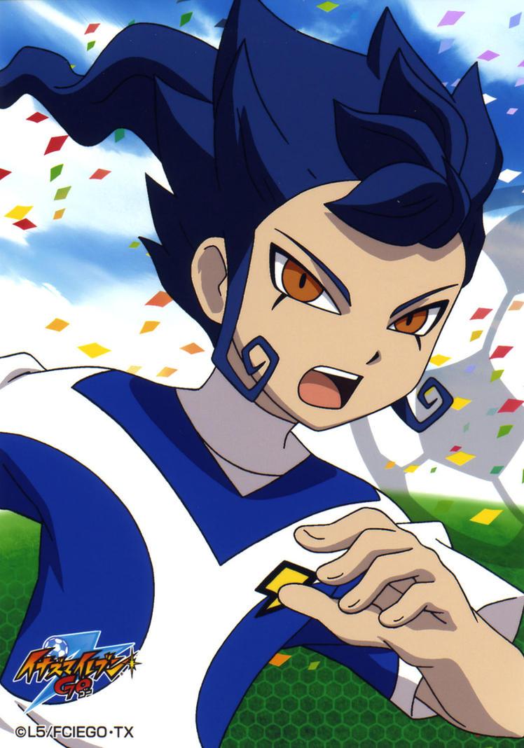 Inazuma eleven go galaxy tsurugi kyouske by - Inazuma eleven go victor ...