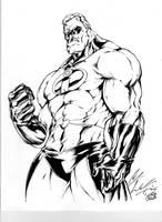 Mr. Incredible by Inker-guy