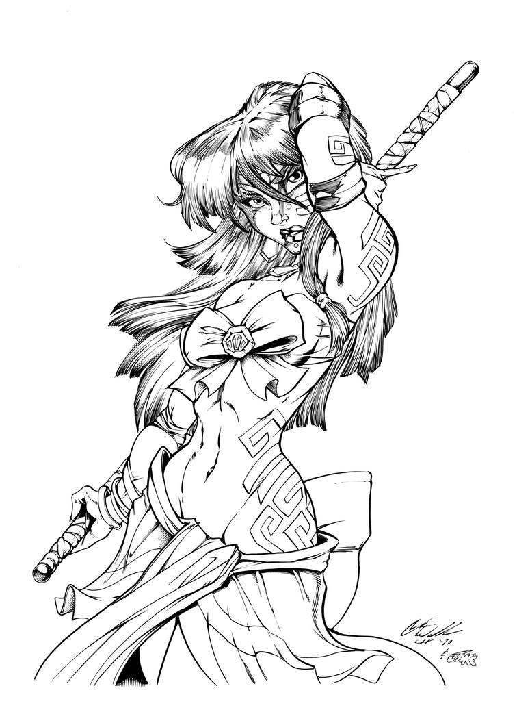 Sailor Kida by Inker-guy