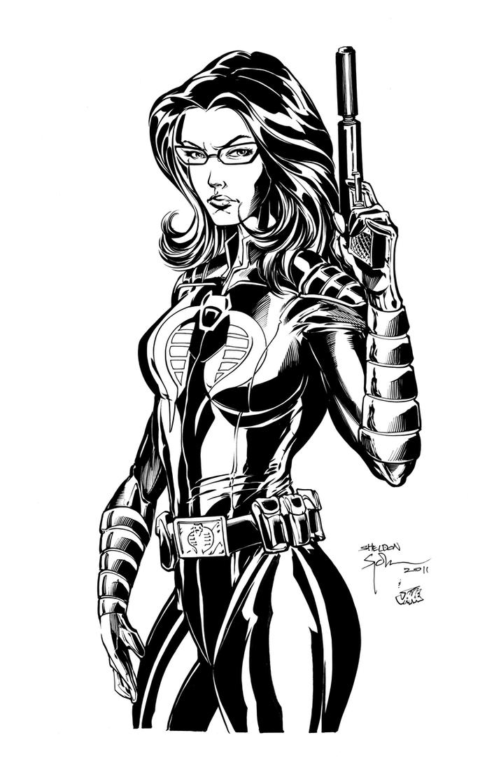 Baroness by Inker-guy