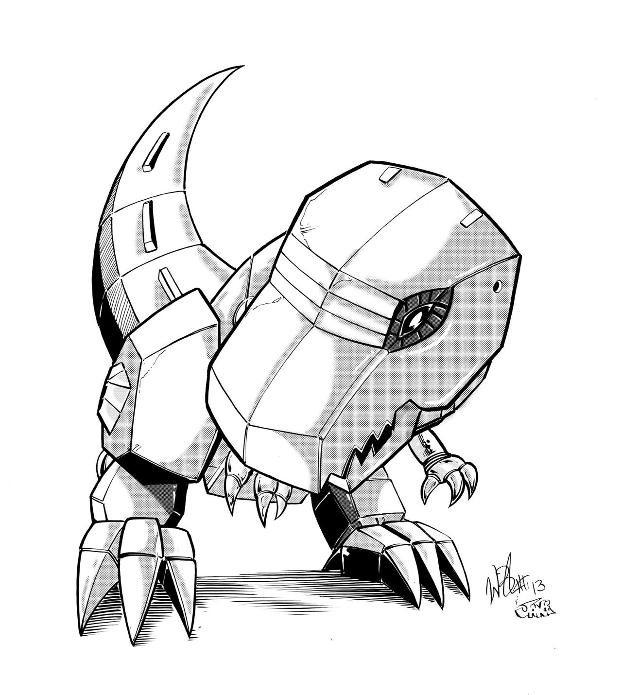 Transformers drawing pages -  Holiday Coloring Pages Bumblebee Transformer Coloring Page Chibi Grimlock By Inker Guy On Deviantart