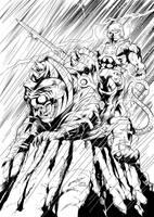 Heman by Inker-guy