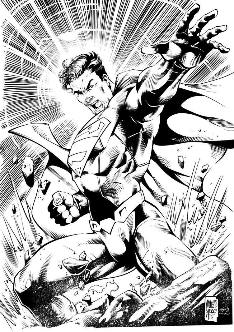 Supes by Inker-guy