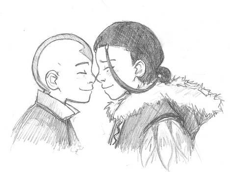 AtLA: Eskimo kiss