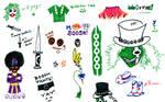 Boosh Doodles