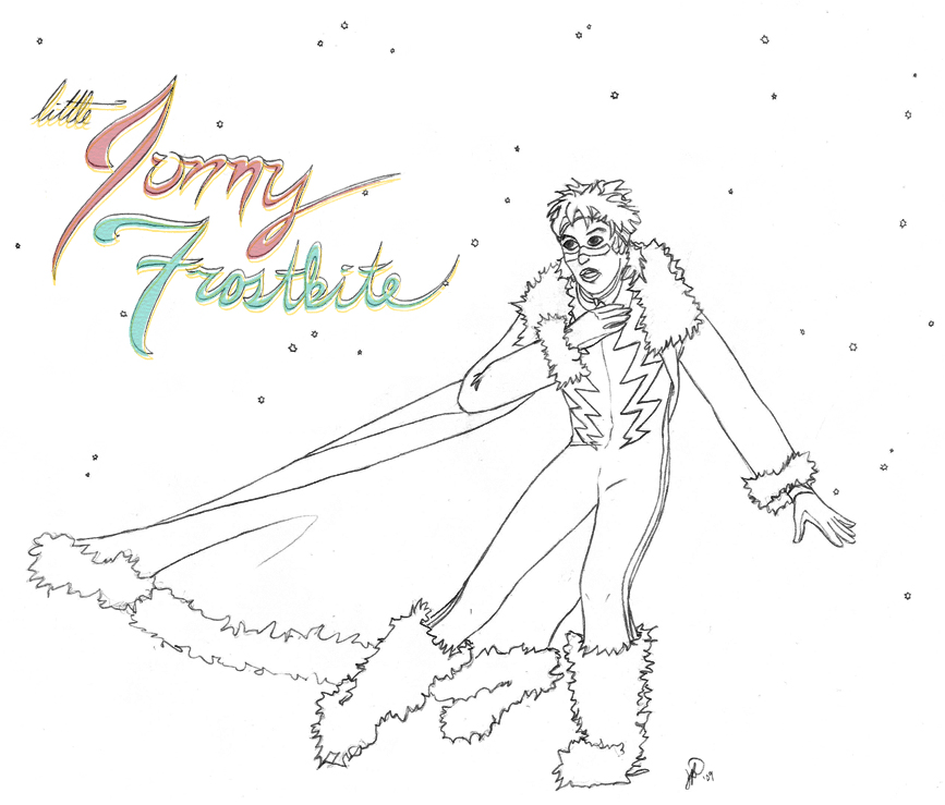 Jonny Frostbite