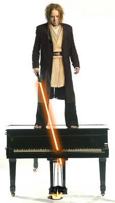 Tim Minchin, Jedi
