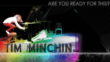 Tim Minchin Rainbow Wallpaper