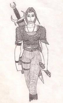 Random warrior
