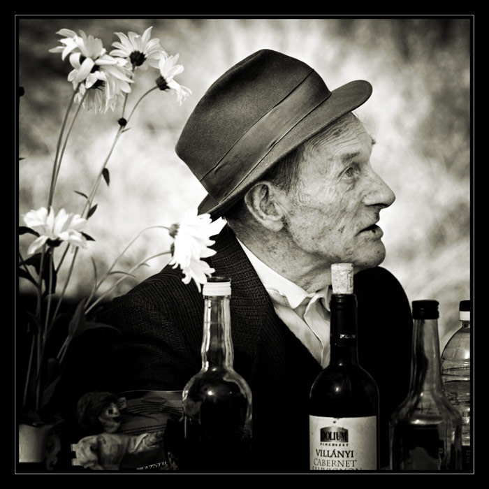 old man 1 by horhhe