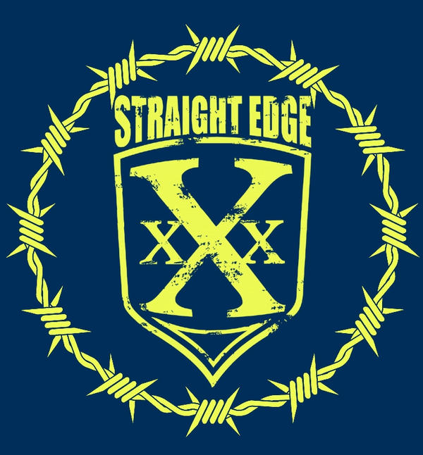 STRAIGHT EDGE by zaon12