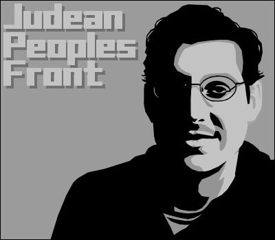 JudeanPeoplesFront's Profile Picture
