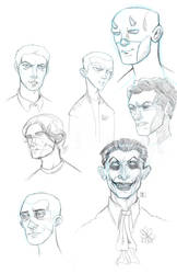 Heads by lanerp