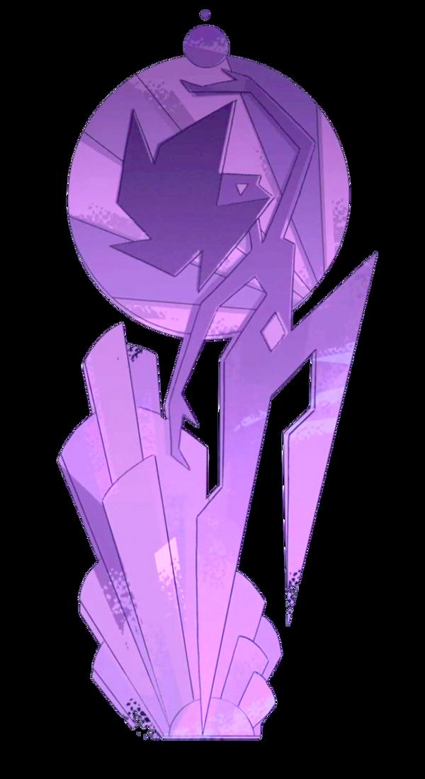 Pink diamond mural su by evaron on deviantart