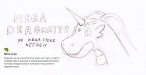 Mega dragonite - no mega stone needed