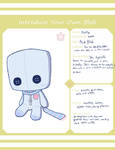 Introducing Plush Blob (aka Fluffy)