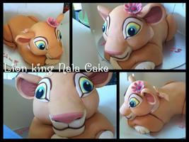 Lion King Nala Cake