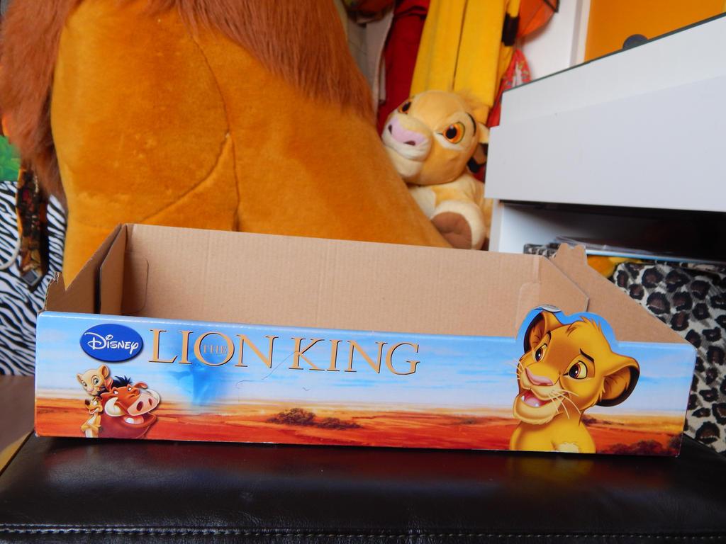 Toys R Us Lion Toys : Lion king toys r us box by olivetree on deviantart