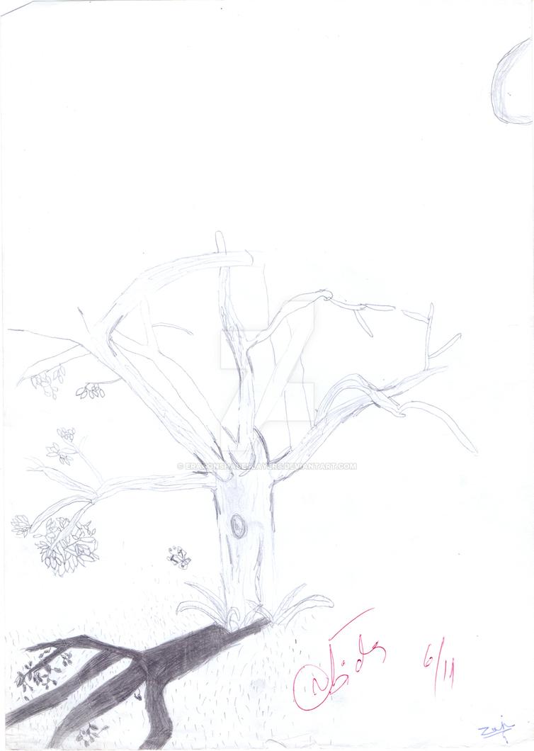 School Tree by EragonShadeSlayers