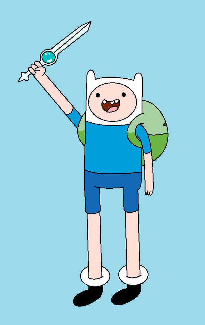 Adventure Time Finn S Sword By Terahfrancisco0207 On