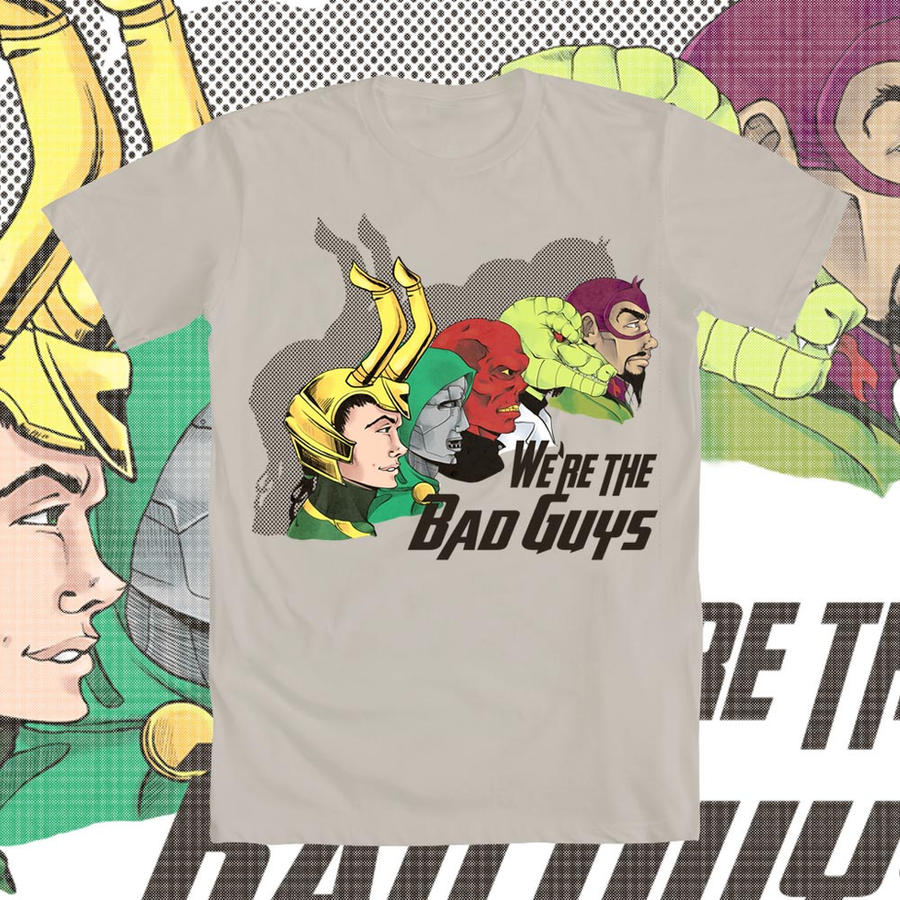 We're The Bad Guys By Airafleeza On DeviantArt