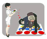 The Great Game... of Twister
