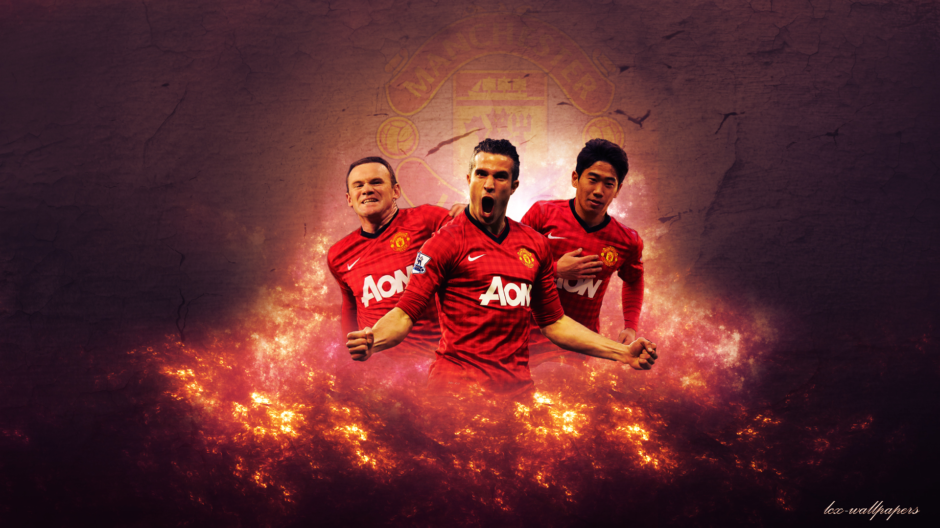 Manchester United llpapers and Background Images