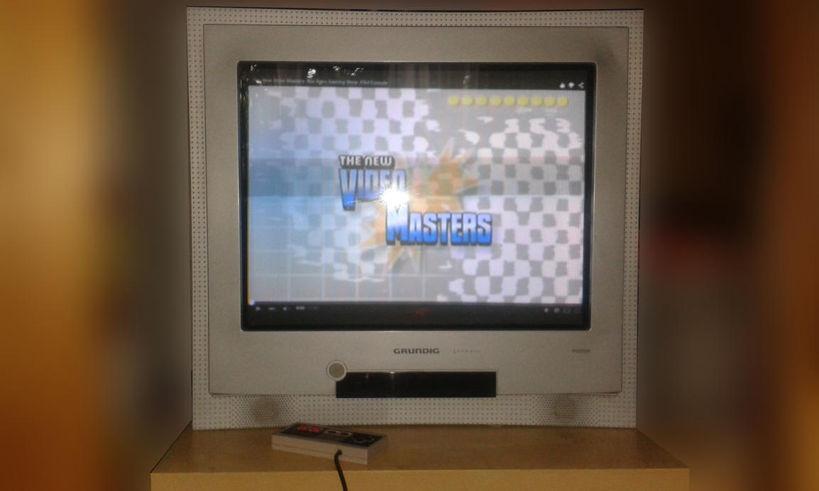 tv from the 90s. watching video masters on a crt tvin the 90s! by motionride tv from 90s e