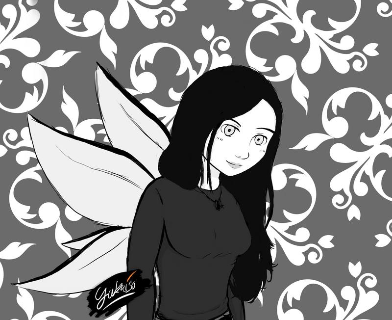 A little Art for my Girlfriend Lira by Yukaiso