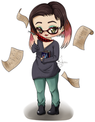 [Commande] Yunoki IRL by Waitikka