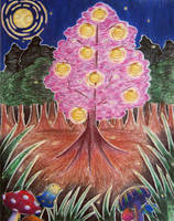The Lantern Tree - Rough Draft by Sapphire-Morningstar