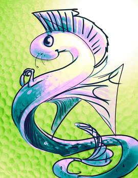 Rainbow Dragony