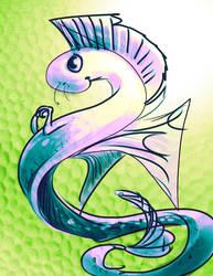 Rainbow Dragony by Plotholetsi