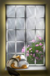 .:Rainy Day:. by MrsToxicMania
