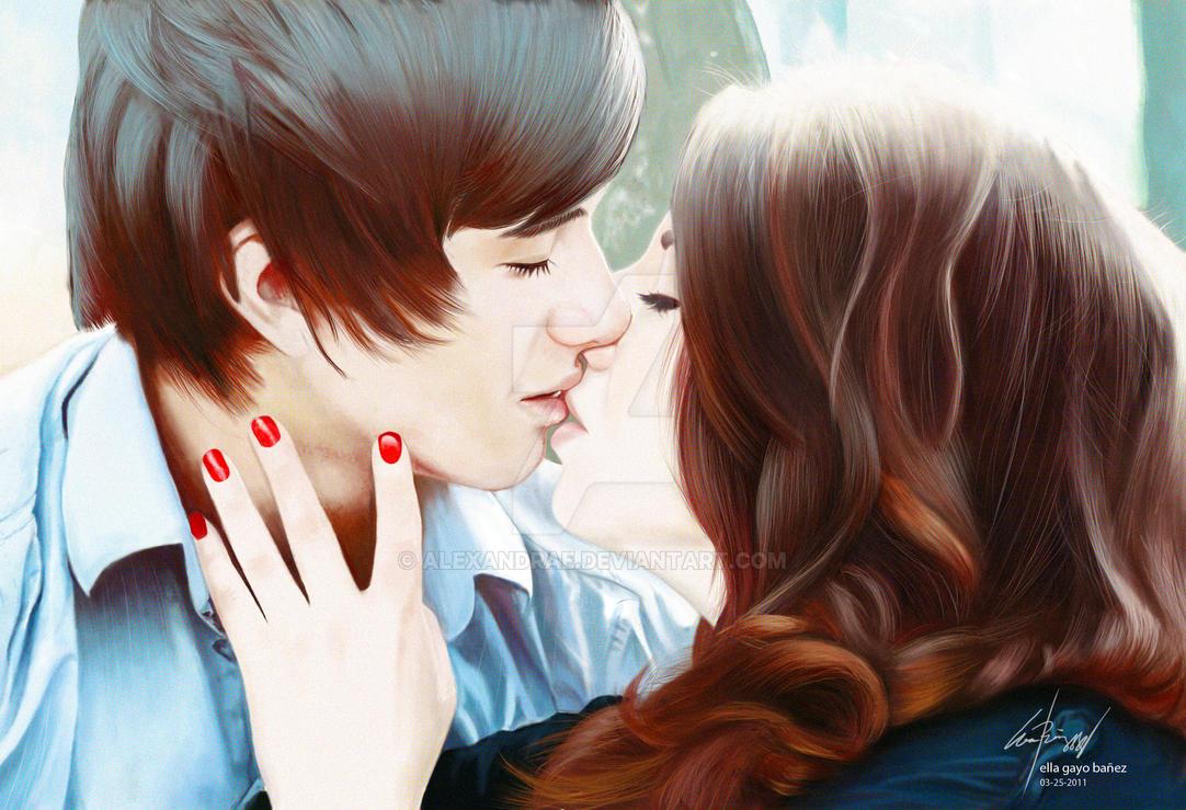 Cg 03 true loves kiss by alexandrae on deviantart cg 03 true loves kiss by alexandrae thecheapjerseys Gallery