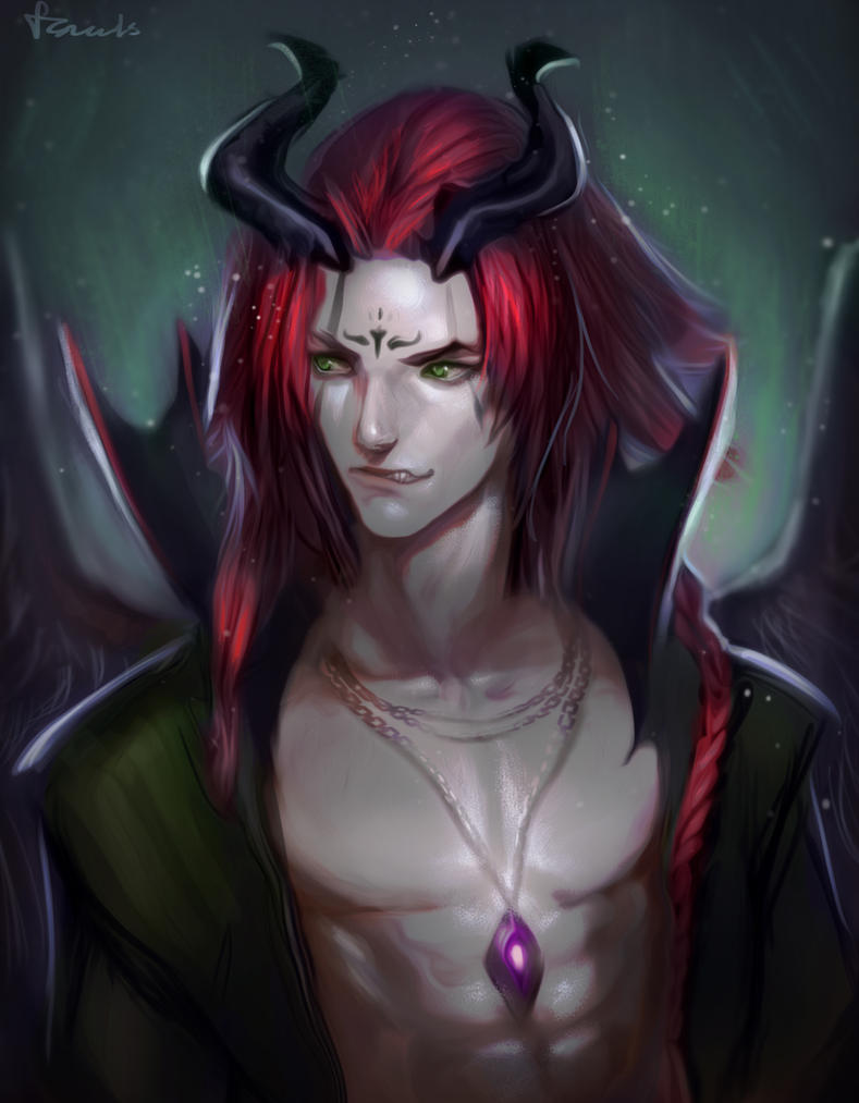 Demon by FunMeds