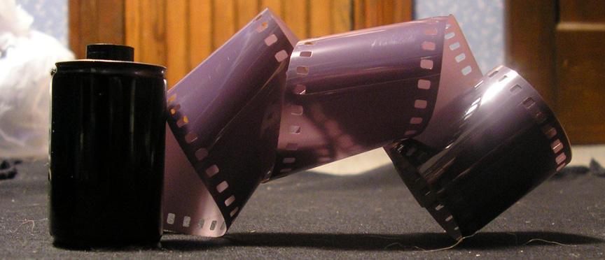 film stock by DestroyingAngels