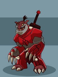 Grougon by chief-orc