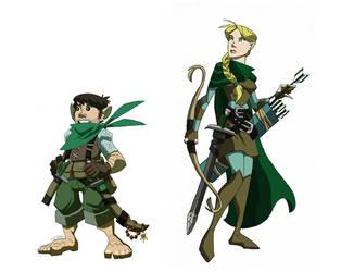 Ranger duo