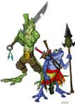 Heroes of HollowEarth 1