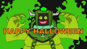 Toepick Halloween