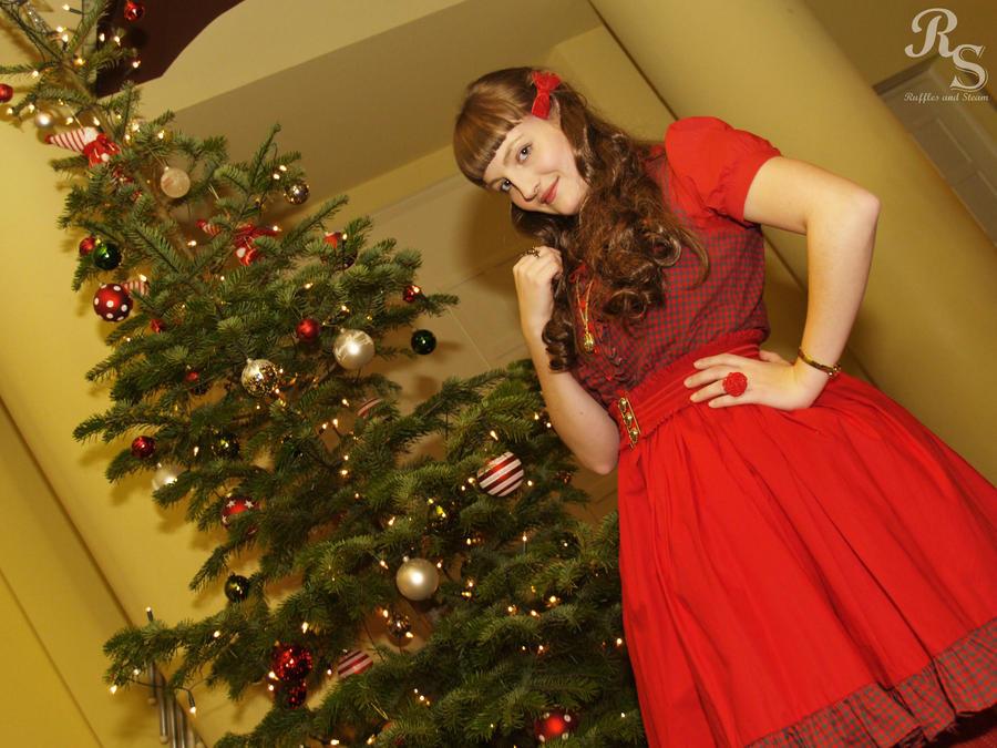 Christmas Lolita by AyraLeona