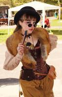 Steampunk gone Burlesque