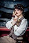 ~Steam Train Portrait~